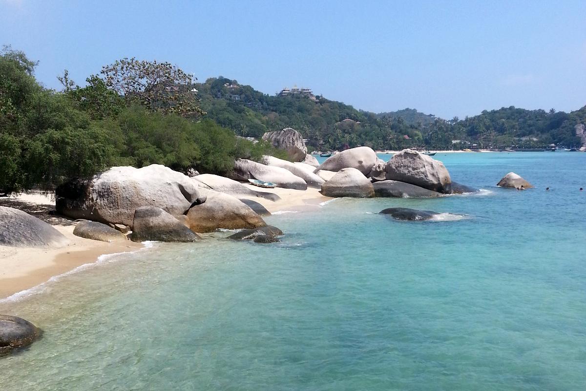 Koh Tao Strand