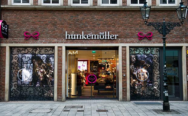 Hunkemöller Shop Düsseldorf