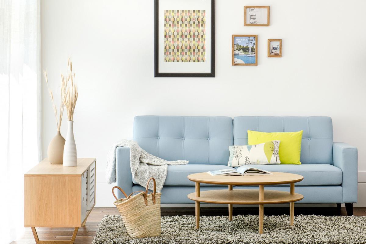 Living beautifully  wohninspiration  skandinavisch & modern