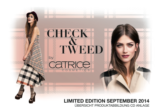 "Catrice ""Check & Tweed"" Limited Edition"