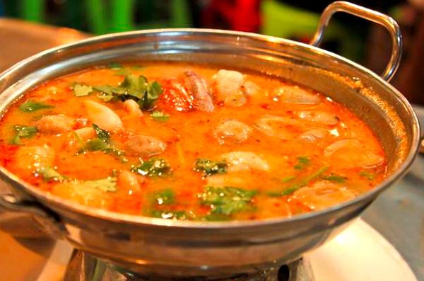 Thailand Suppe