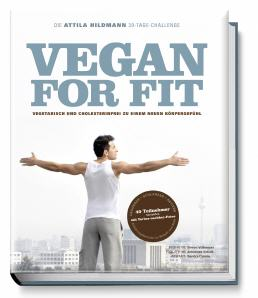Vegan for fit Attila Hildmann Buch