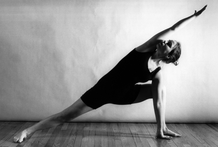 Yoga – Das 8-Wochen-Projekt