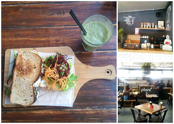 veganes Restaurant Kapstadt