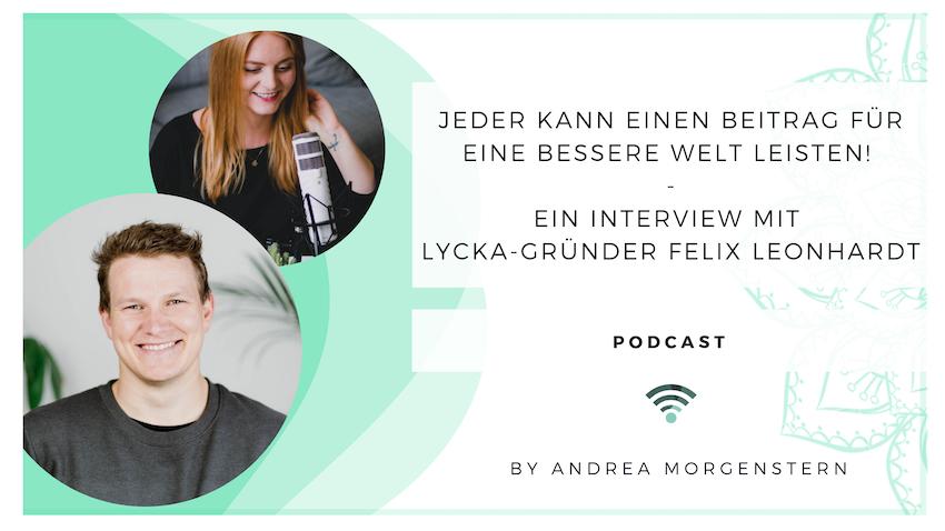 Podcast Lycka Felix Leonhardt