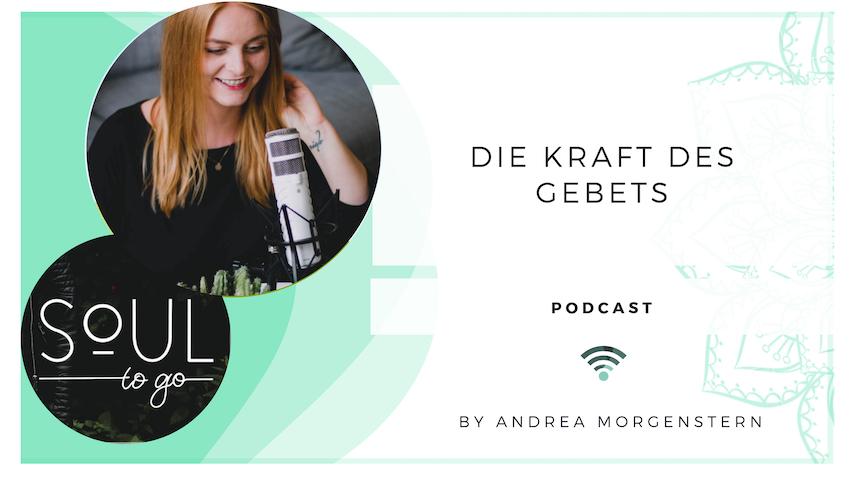 Podcast Kraft des Gebet